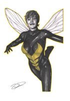 The Wasp by J-Redd