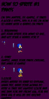 ~.:Sprite Tutorial P1 - Pants:.~ by ZombieCaptain