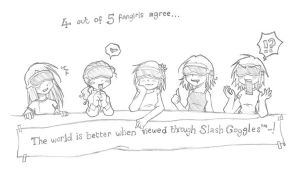 4 out of 5 Fangirls Agree... by kinokochan