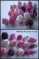 Loads of cupcakes by Shatya