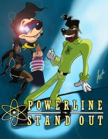 Powerline - STAND OUT - by lapidoth45
