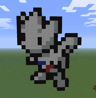 Minecraft - Togetic by aprilgoddess