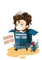 Doctor Who:: Finding Doctor by caylren