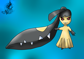 Mawile by Dead-2012