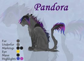 Pandora Reference Sheet by i-HeartArt