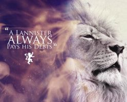 House of Lannister by UntamedUnwanted