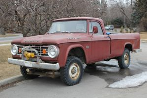 Mopower Wagon by KyleAndTheClassics