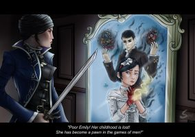 She has become a pawn in the games of men by SahiraC
