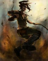 Tomb Raider Reborn Contest by Kalkri