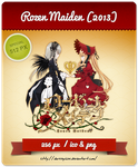 Rozen Maiden (2013) - Anime Icon by Darklephise