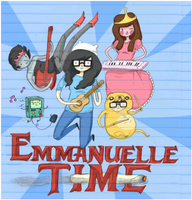 Emmanuelle Time by Jirba