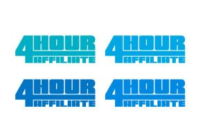 4Hour Affiliate Logo by niceguyz