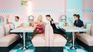 Peggy Sue went swinger 1 by BorjaPascual