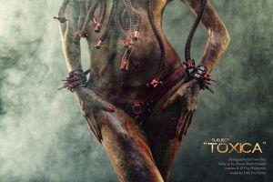 ''TOXICA'' - Attire Close Up by erwintirta