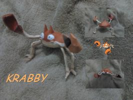 Krabby by turtwigcuTey