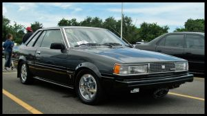 Corolla with Cressida front by Mister-Lou