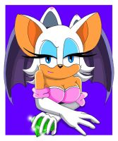 Rouge.. :p by BK05