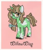 WillowWisp by onlyahalfbreed