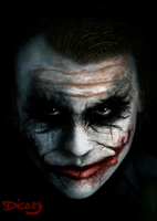 Joker by Dicazy