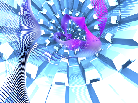 Portal Abstraction by Tasyne