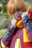 Fred Weasley - Warm by Des-Henkers-Braut