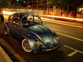 Night Bug on Main by Swanee3