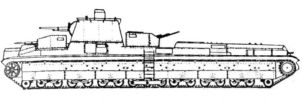 Super-heavy tank T-42 by MADMAX6391