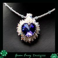 La coeur de la mer close up by green-envy-designs