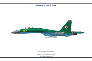 Fantasy 457 Su-27 North Korea by WS-Clave
