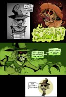 Scarecrow Artworks by Boredman