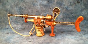 Enfettering Musket by Grumbleputty
