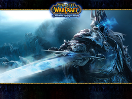 Icecrown Citadel Load Screen by II-Icecrowned-II