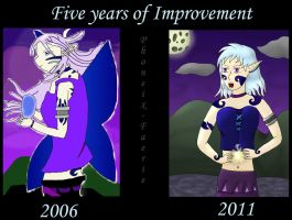 Improvement by Phoneix-Faerie