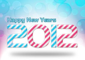 Happy New Years 2012 by herbyvora