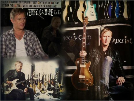 Jerry Cantrell by Laynesgirl