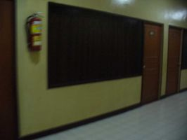 Hall Way 4 by Insan-Stock