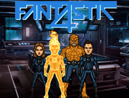 The Fantastic Four (New Earth) by Nova20X