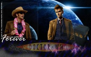 Doctor Who by DragonIce85