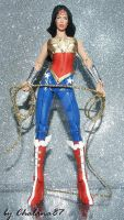 Injustice Wonder Woman custom by Chalana87