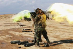 Gustav Recoilless Rifle by MilitaryPhotos