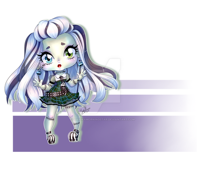 Frankie Chibi by DanikaMorningStar