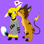 Two Chus in Love by SparkyChan23