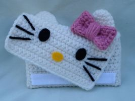 hello kitty phone case 4 by TheArtisansNook