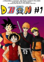 DBON issue 1 Cover by taresh