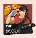 Meet the fanart_Scout by LadyGT