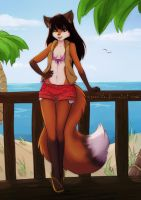 [COM]Vacation by VixensLife