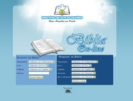 On-line Hole Bible by midiaprata