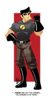 Captain Hammer Corporate Tool by msandborn
