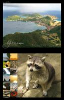2011 Guadeloupe Calendar by Crooty
