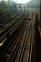 Railroad Tracks 1603688 by StockProject1